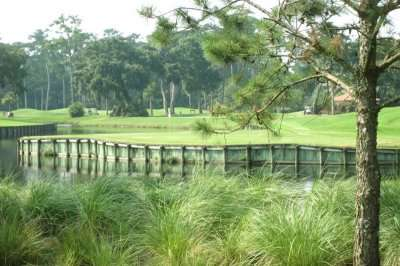 Dye's Valley Course at TPC Sawgrass