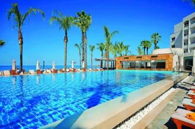 Hotel Alexander The Great Beach Hotel In South Cyprus
