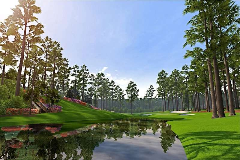 2018 US Masters, Augusta