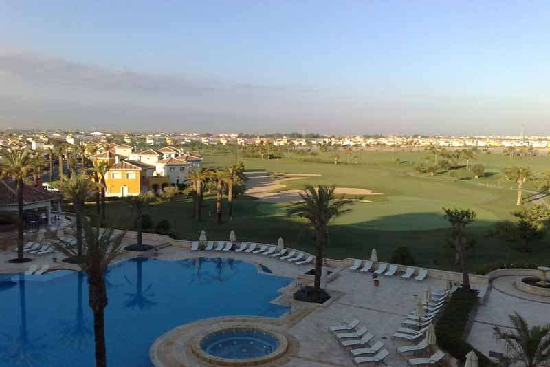 Golf Course Mar Menor In Murcia Spain From Golf Escapes