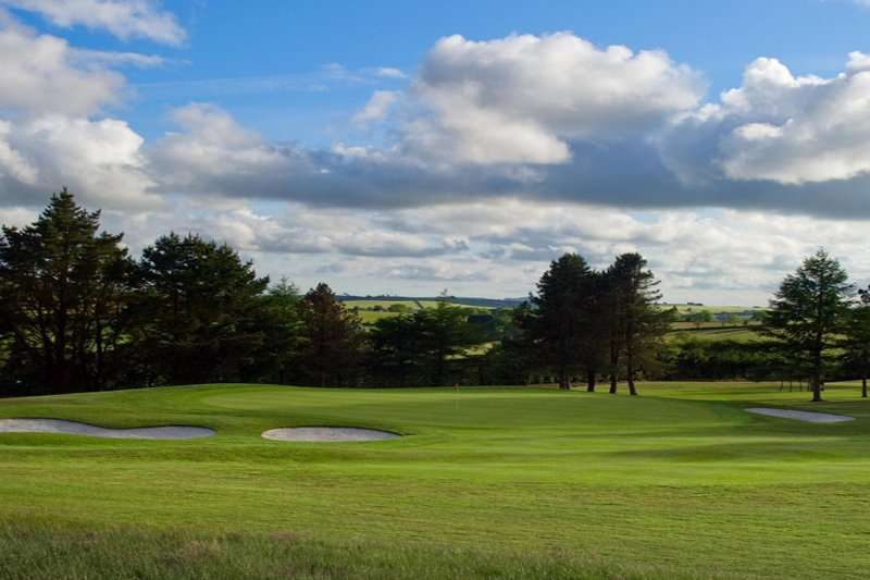 The Nicklaus Course at St Mellion