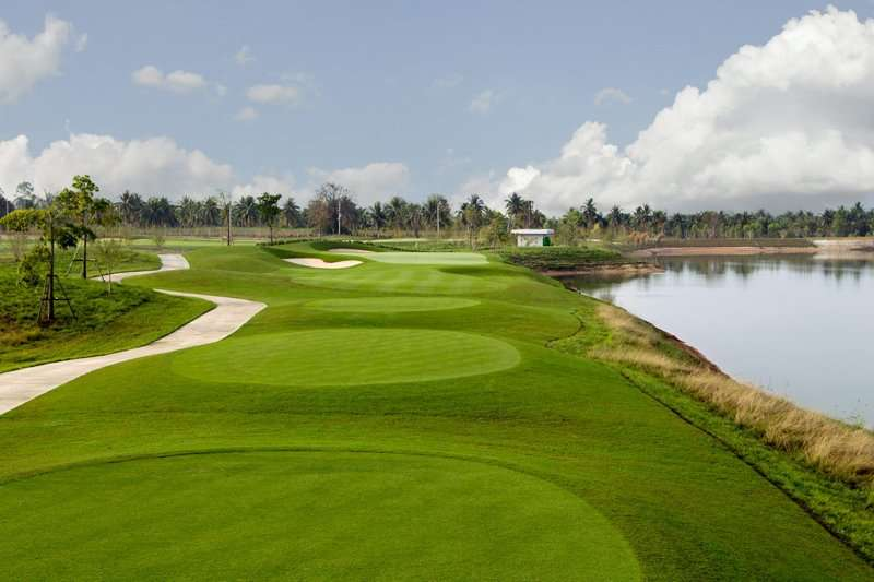 Siam Country Club Waterside