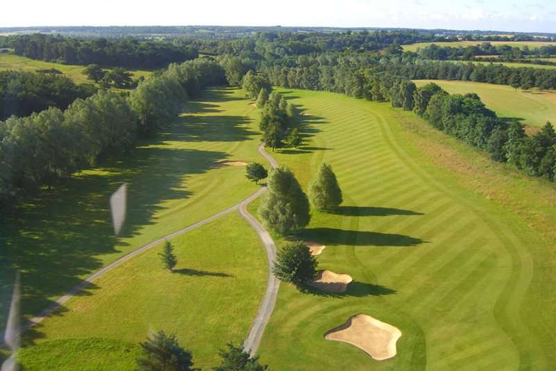 Stoke by Nayland - Gainsborough Course