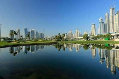 Emirates Golf Club - The Faldo