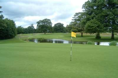 Mottram Hall Golf Course