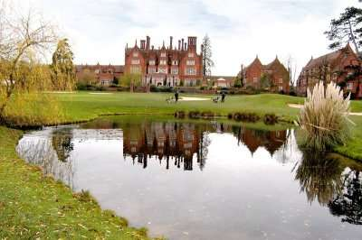Dunston Hall Golf Course