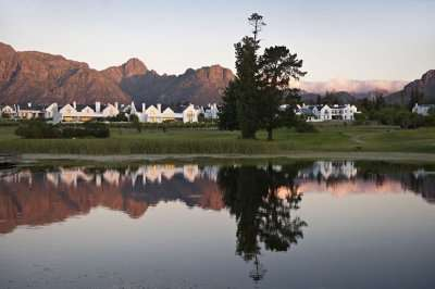 De Zalze Winelands Golf Estate