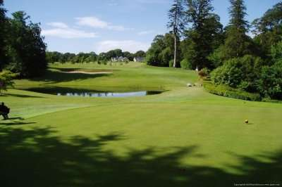 Jack Nicklaus Signature Course at Mount Juliet