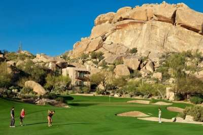 Boulders North Course