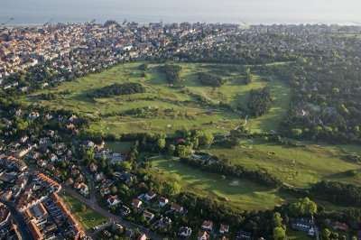 Championship Course at the Royal Zoute Golf Club