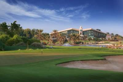 Abu Dhabi Golf Club - National