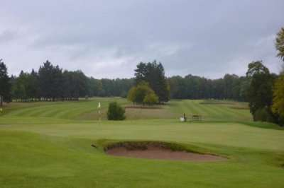 Golf de Chantilly les Longeres