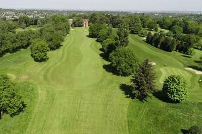 Coulsdon Manor Golf Course