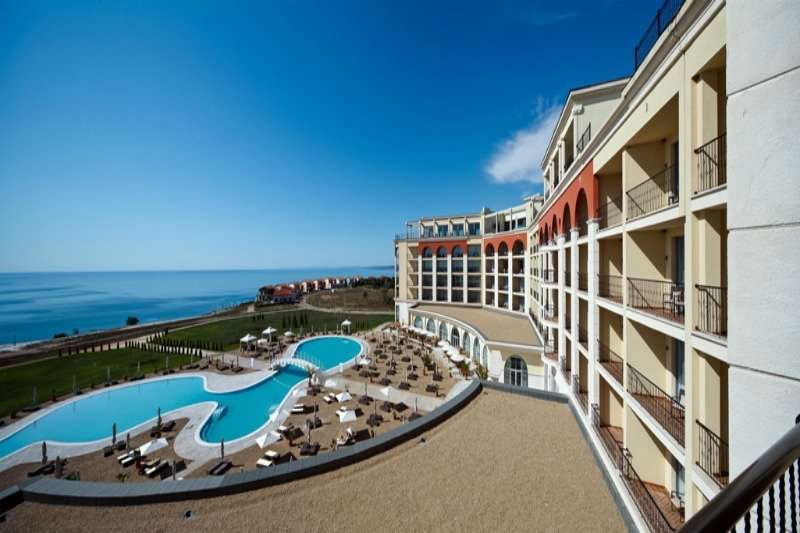 Hotel Lighthouse Golf Spa In Cape Kaliakra Varna Bulgaria From Escapes