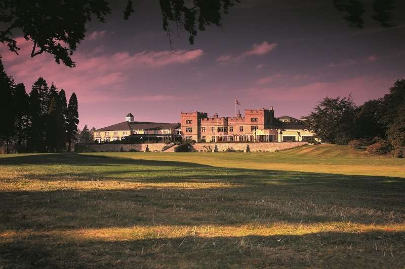 Hotel Slaley Hall In North East Of England England United Kingdom From Golf Escapes