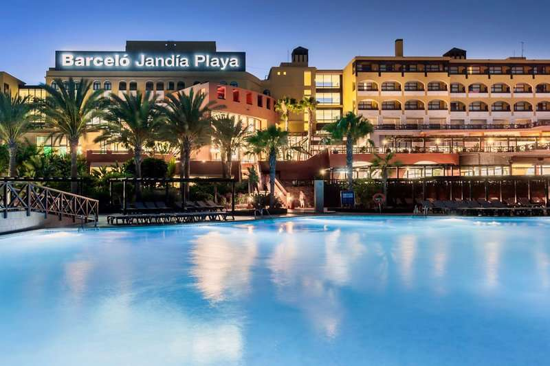 Barcelo Occidental Jandia Playa Hotel