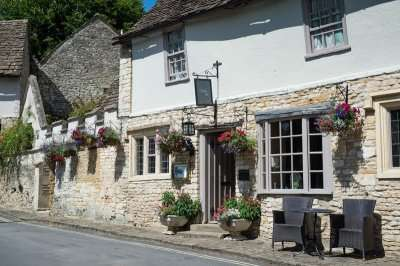 The Castle Inn at Castle Coombe