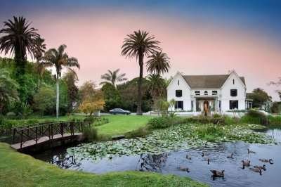Fancourt - The Manor House