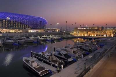 The W Abu Dhabi Yas Island